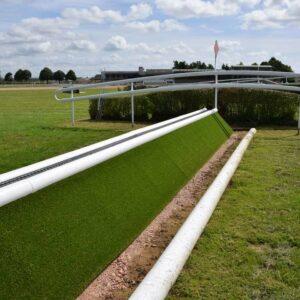 Bull Finch obstacle PVC TecRail
