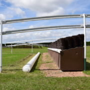 Open Ditch obstacle pvc TecRail