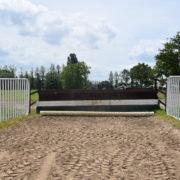 aile d'obstacle type UK pvc TecRail