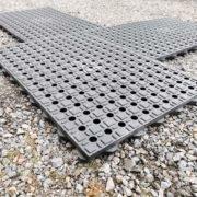dalles de stabilisation TR 01 TecRail PVC