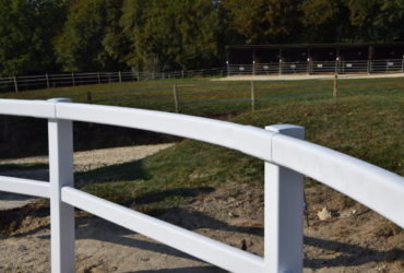 Jumping Fence