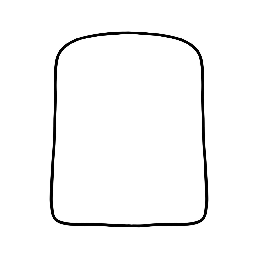 Poteau rectangle lice PVC TecRail sans arrêtes